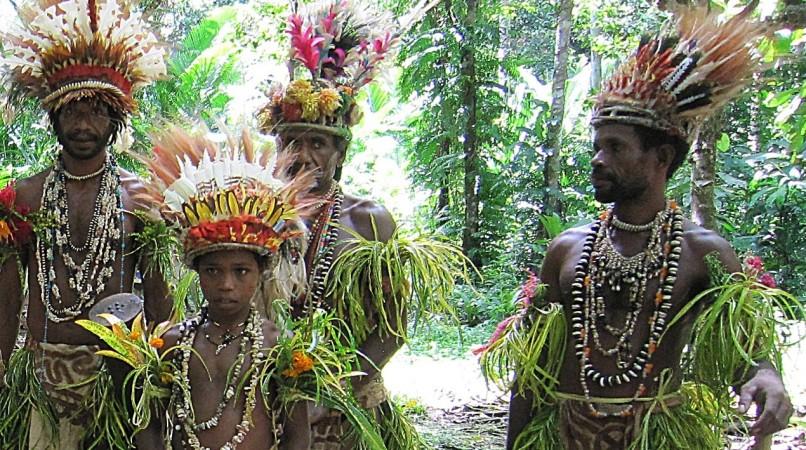 Papua Nuova Guinea – Tufi